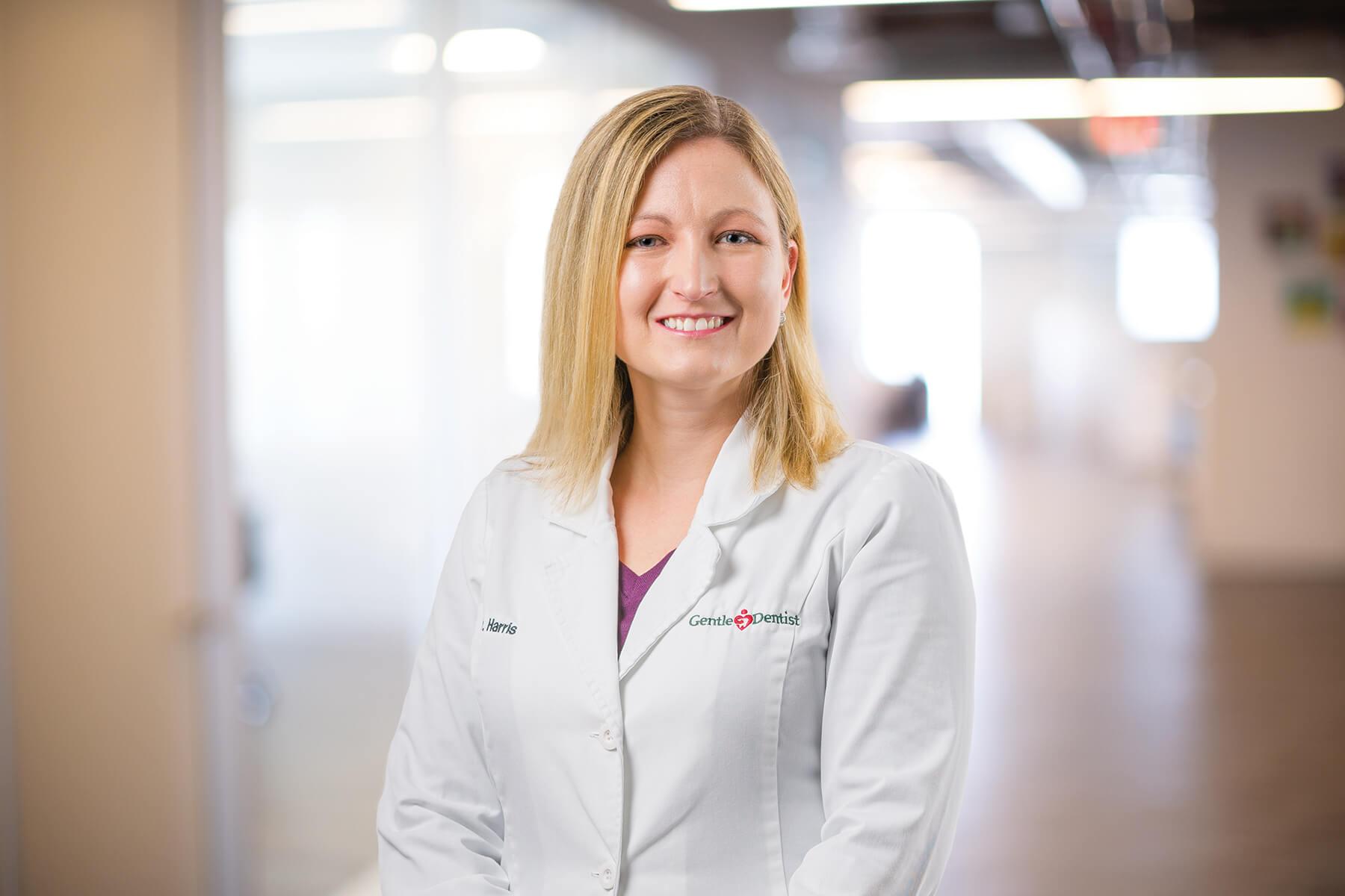 Dr. Amanda Harris