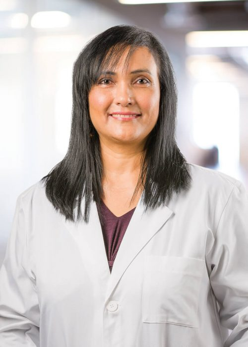 Dr. Sonia Alex
